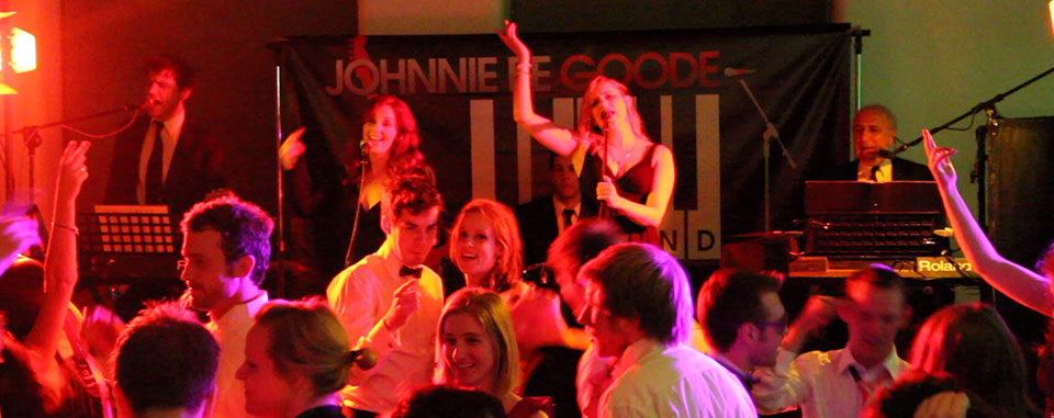 Johnnie Be Goode band