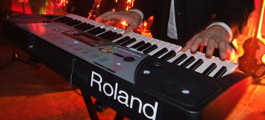 band keyboards